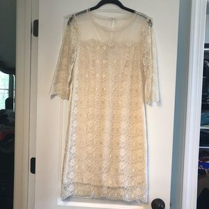 Max & Cleo lace dress size 6